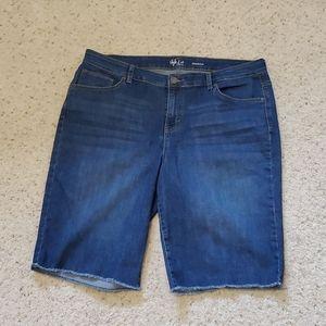Style & Co. Bermuda shorts
